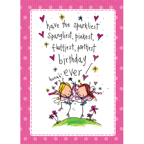 Have the sparkliest, spangliest, pinkest... - Juicy Lucy Designs