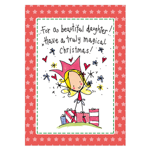 For a beautiful daughter... - Juicy Lucy Designs