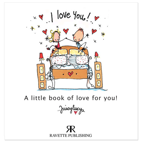 A little book of love... - Juicy Lucy Designs  - 1