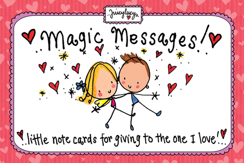 Box of Love Messages - Juicy Lucy Designs  - 1