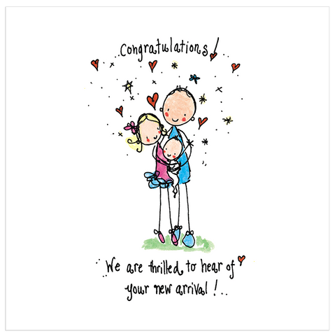 Congratulations on your new arrival! - Juicy Lucy Designs
