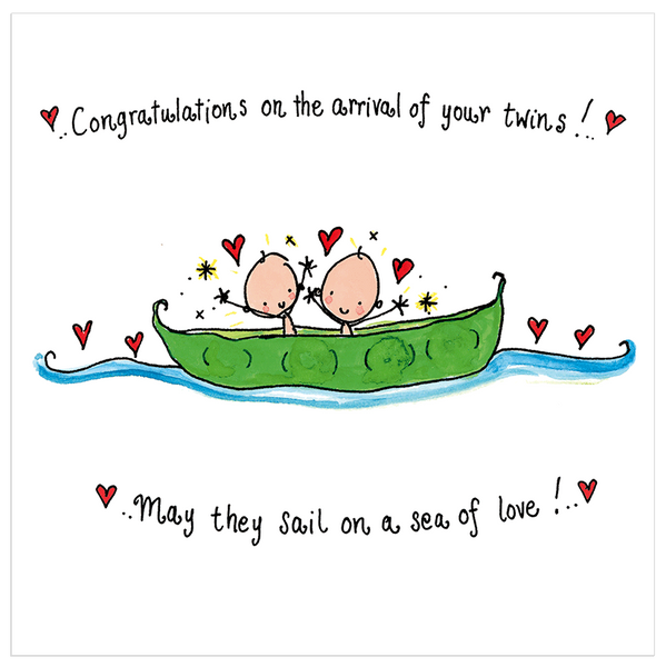 Quotes For Baby Boy Arrival: Congratulations Twins!