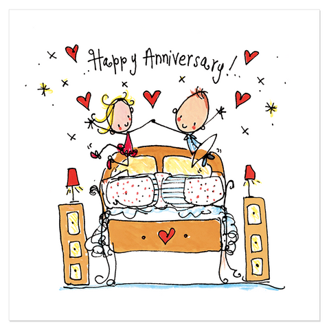 Happy Anniversary! - Juicy Lucy Designs