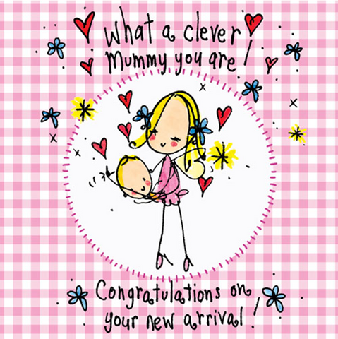 What a clever Mummy you are... - Juicy Lucy Designs