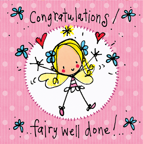 Fairy Well Done! - Juicy Lucy Designs