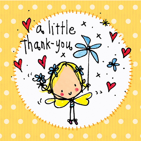 A Little Thankyou! - Juicy Lucy Designs