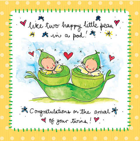 Two Peas in a Pod! - Juicy Lucy Designs
