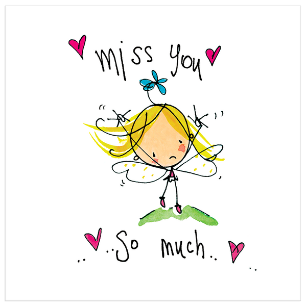 Miss you.. So much.. – Juicy Lucy Designs