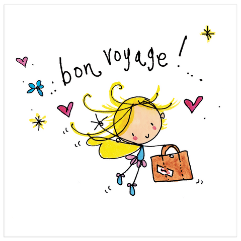 Bon voyage! - Juicy Lucy Designs