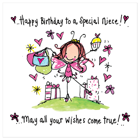 Happy birthday to a special niece! - Juicy Lucy Designs