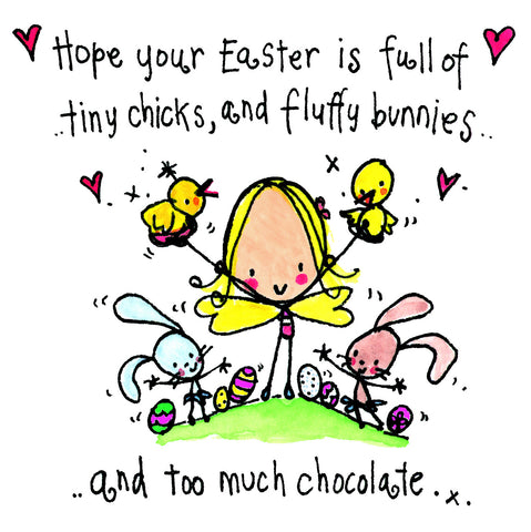 Lots of love to you this Easter