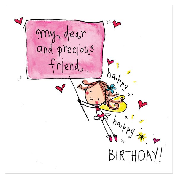 Birthday Quotes For My Female Friend: My Dear And Precious Friend.. Happy, Happy Birthday