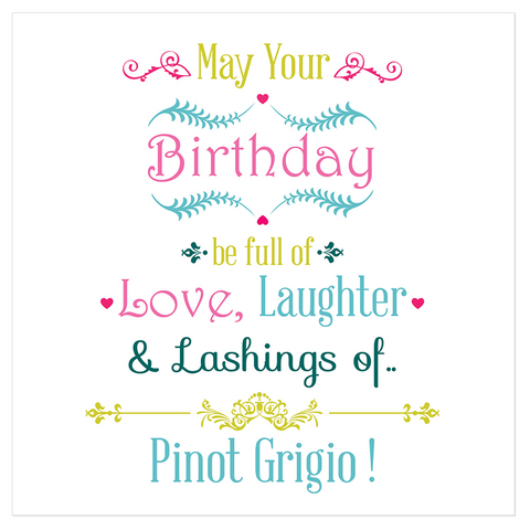 May your Birthday be full of Love... - Juicy Lucy Designs