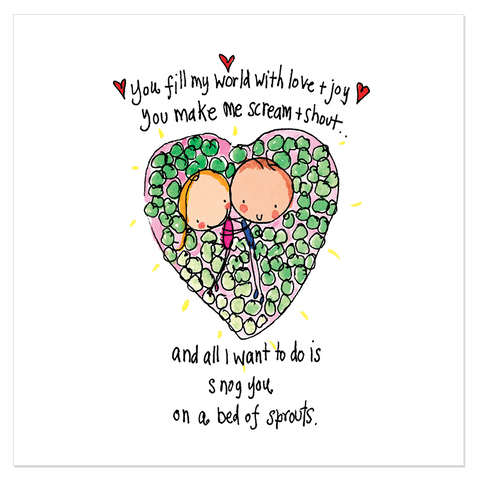 You fill my world with love and joy... - Juicy Lucy Designs
