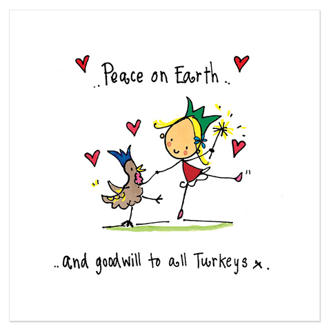 Peace on earth... - Juicy Lucy Designs