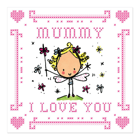 Mummy I Love You! - Juicy Lucy Designs