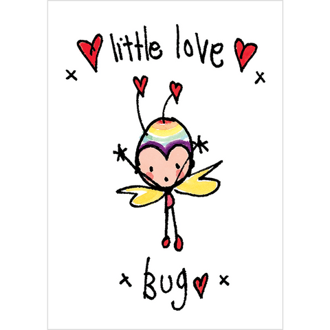 Little love bug! - Juicy Lucy Designs