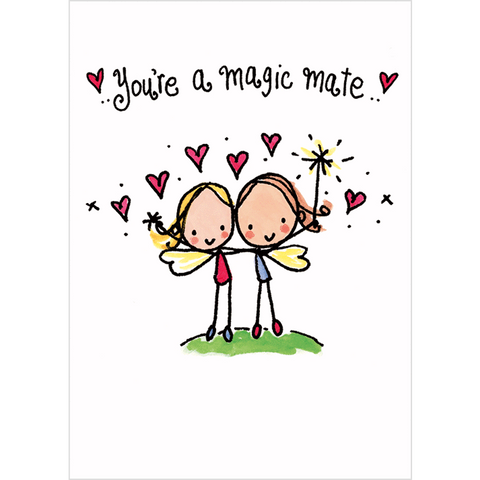 You're a Magic Mate! - Juicy Lucy Designs
