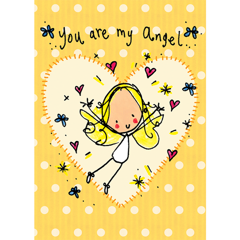 You are my angel! - Juicy Lucy Designs