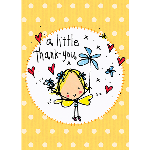 A little thank you! - Juicy Lucy Designs