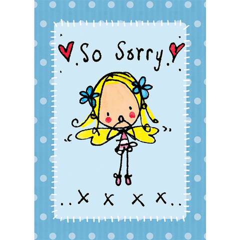 So Sorry.. - Juicy Lucy Designs