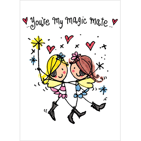 You're my magic mate! - Juicy Lucy Designs