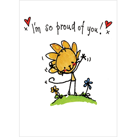 I'm so proud of you! - Juicy Lucy Designs