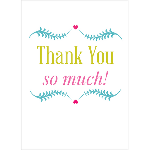 Thank You so much! - Juicy Lucy Designs