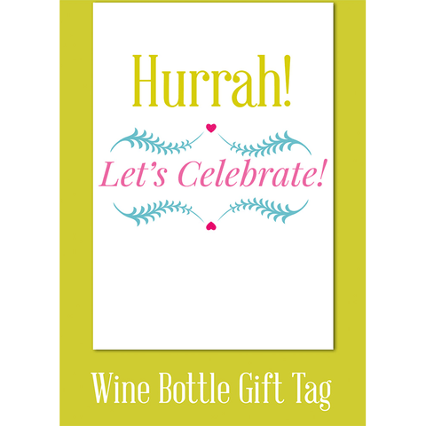 Hurrah let's celebrate! - Juicy Lucy Designs