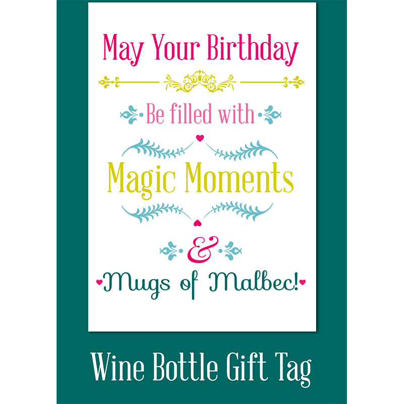 May Your Birthday Be Filled With Magic Moments