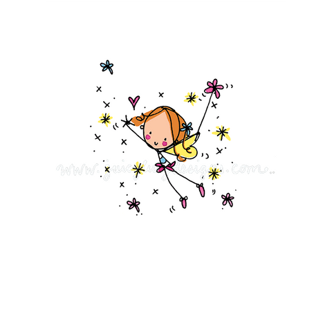 Fairy 010 - Juicy Lucy Designs  - 1