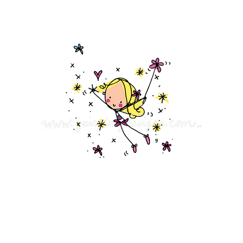 Fairy 012 - Juicy Lucy Designs  - 1