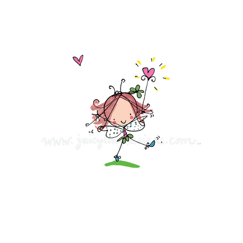 Fairy 045 - Juicy Lucy Designs  - 1