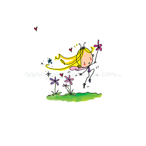 Fairy 04 - Juicy Lucy Designs  - 1