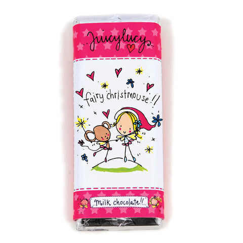 Fairy Christmouse - Juicy Lucy Designs