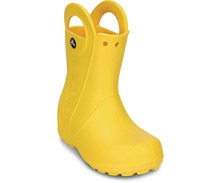 Crocs Kids Crocs Kids' Handle It Rain Boot 12803-730