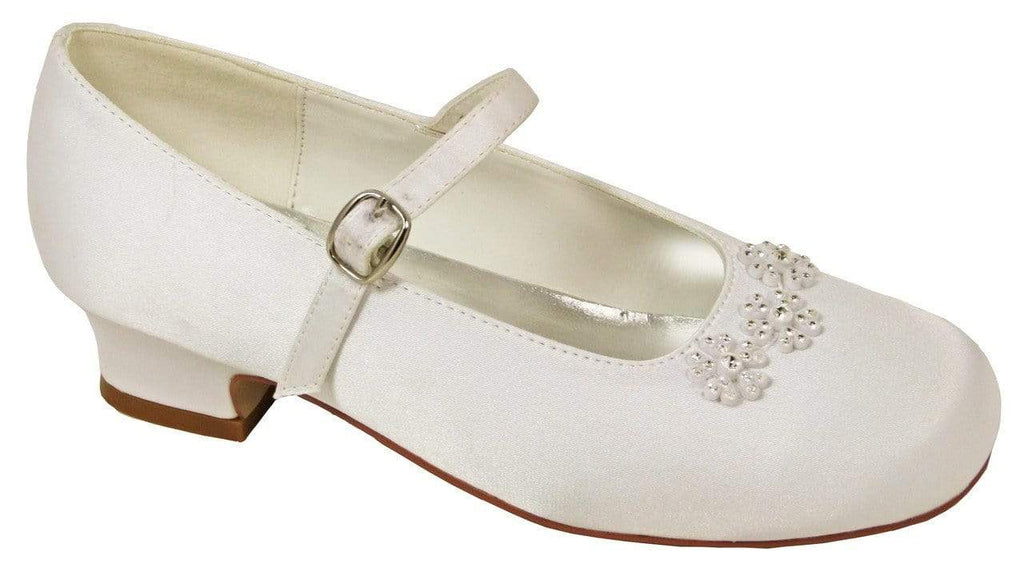 Dubarry Girls Dubarry Girl's Communion Shoe Thea