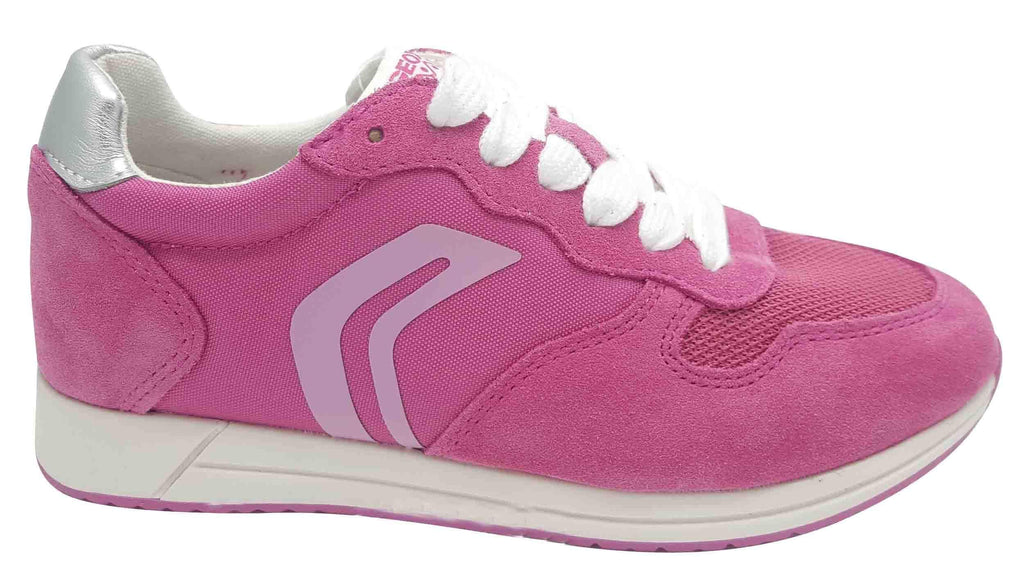 Geox Kids Geox Jensea Girls Shoes J826FE