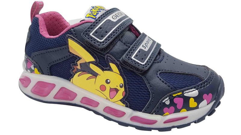 Geox Kids Geox Shuttle Shoe J8206D