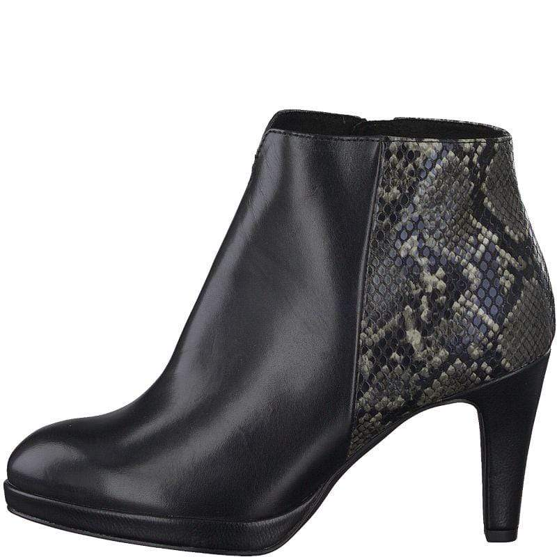 Marco Tozzi Womens Platform Ankle Boot 2-25092-25
