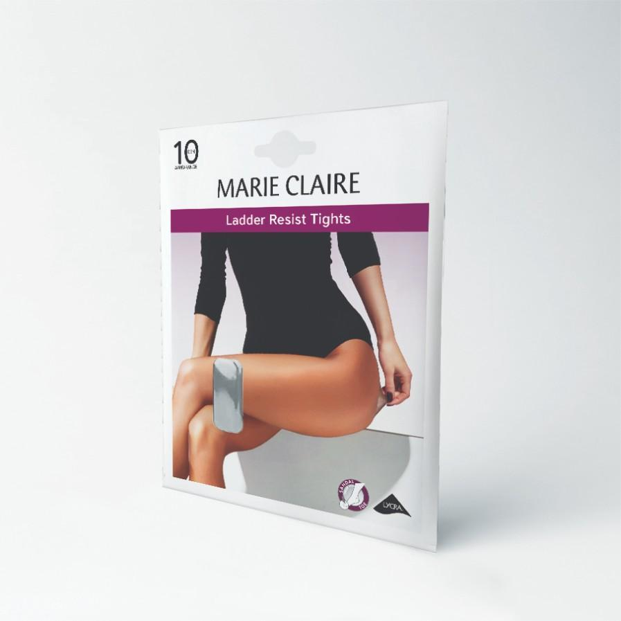 Marie Claire Womens Marie Claire Ladder Resist Tights 4360