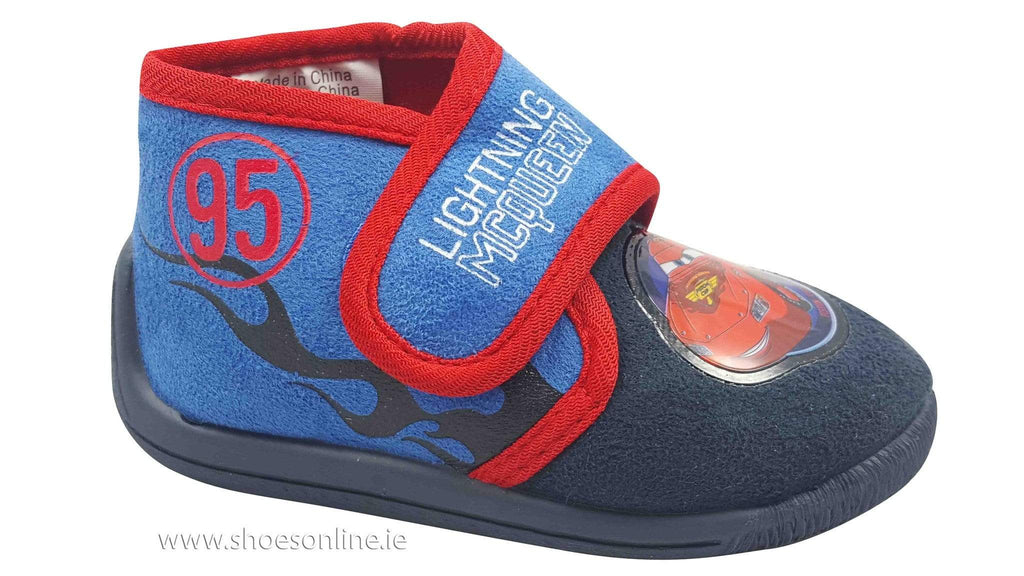 Other Infants Boy's 'Cars' Slipper CA001453