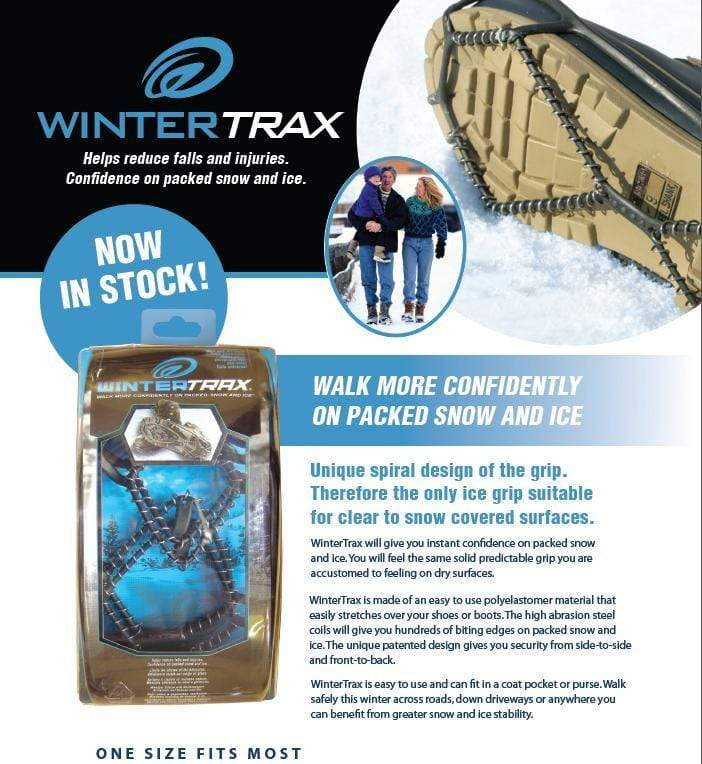 Shoe String Women Default WinterTrax Snow & Ice Grips