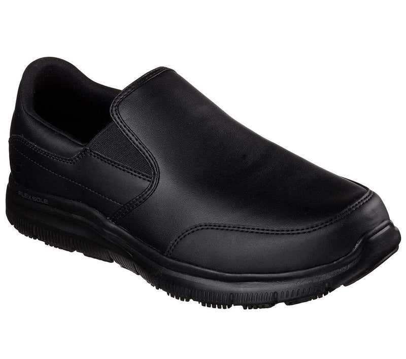 Skechers Men Skechers Work Relaxed Fit 77071EC