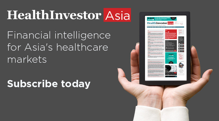HealthInvestor Asia subscriptions