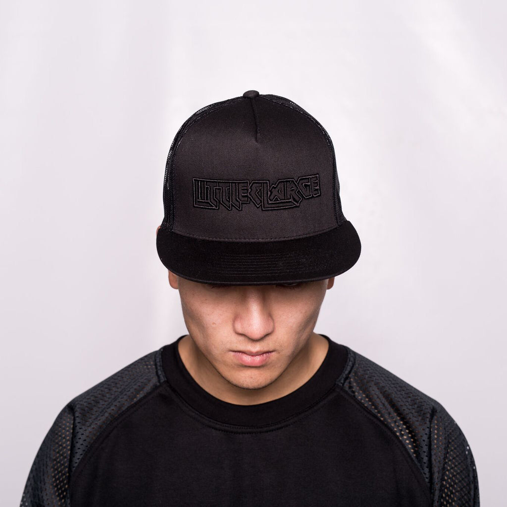 Iron Black Snap Back