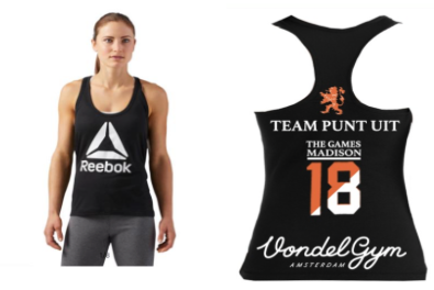 Crossfit Games Shirt Women