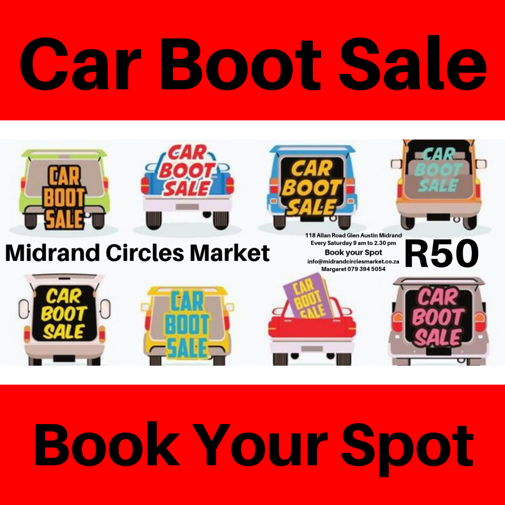 Car Boot Sale at Midrand Circles Market