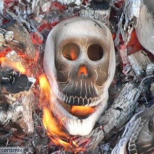 Are you having Zombie Skull Heads at your next braai?