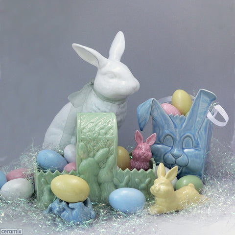 Adorable unusual Easter Bunnies to bring out the exceptional flair when it comes to your Easter decor.